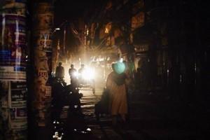 One night in Delhi
